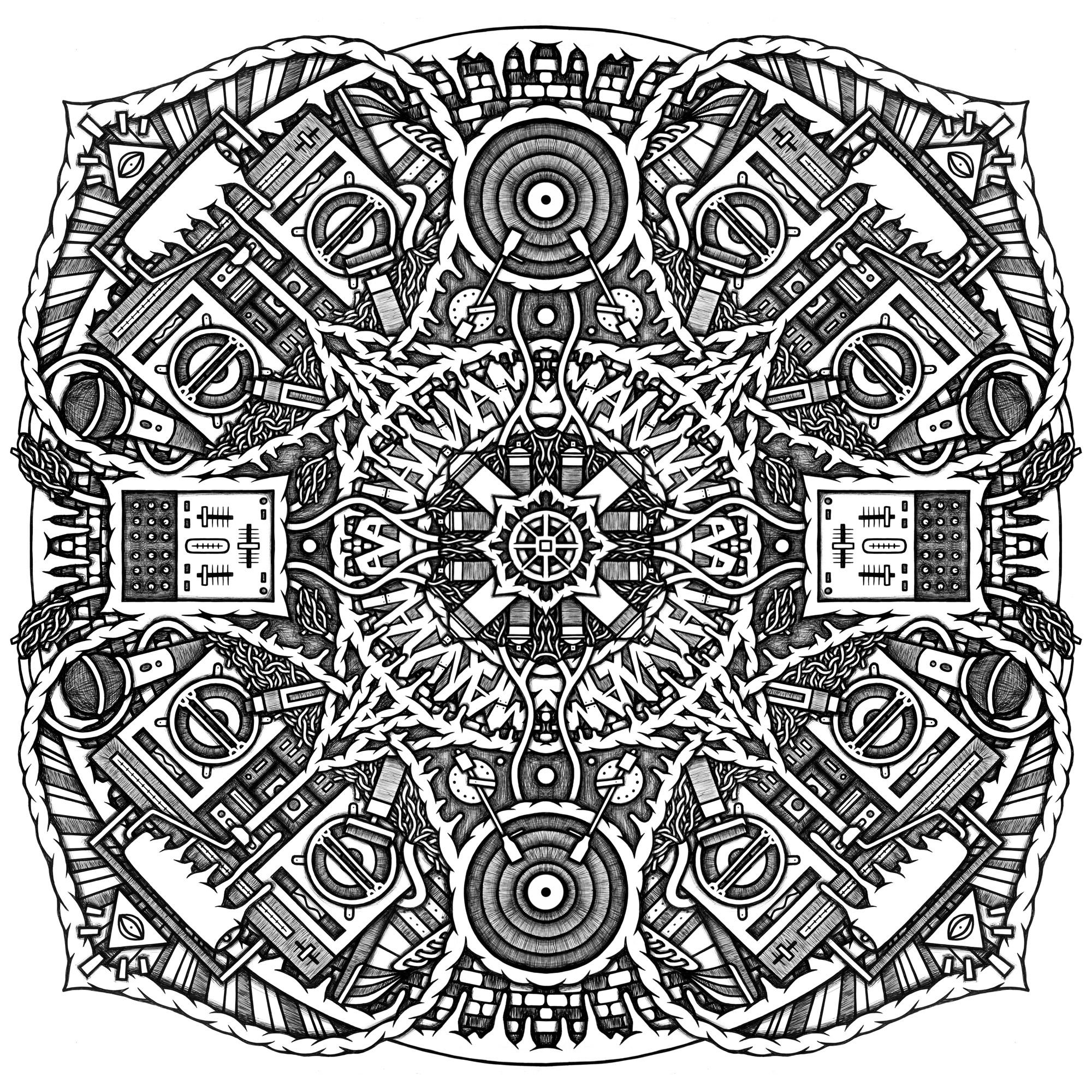mandala-doppiah