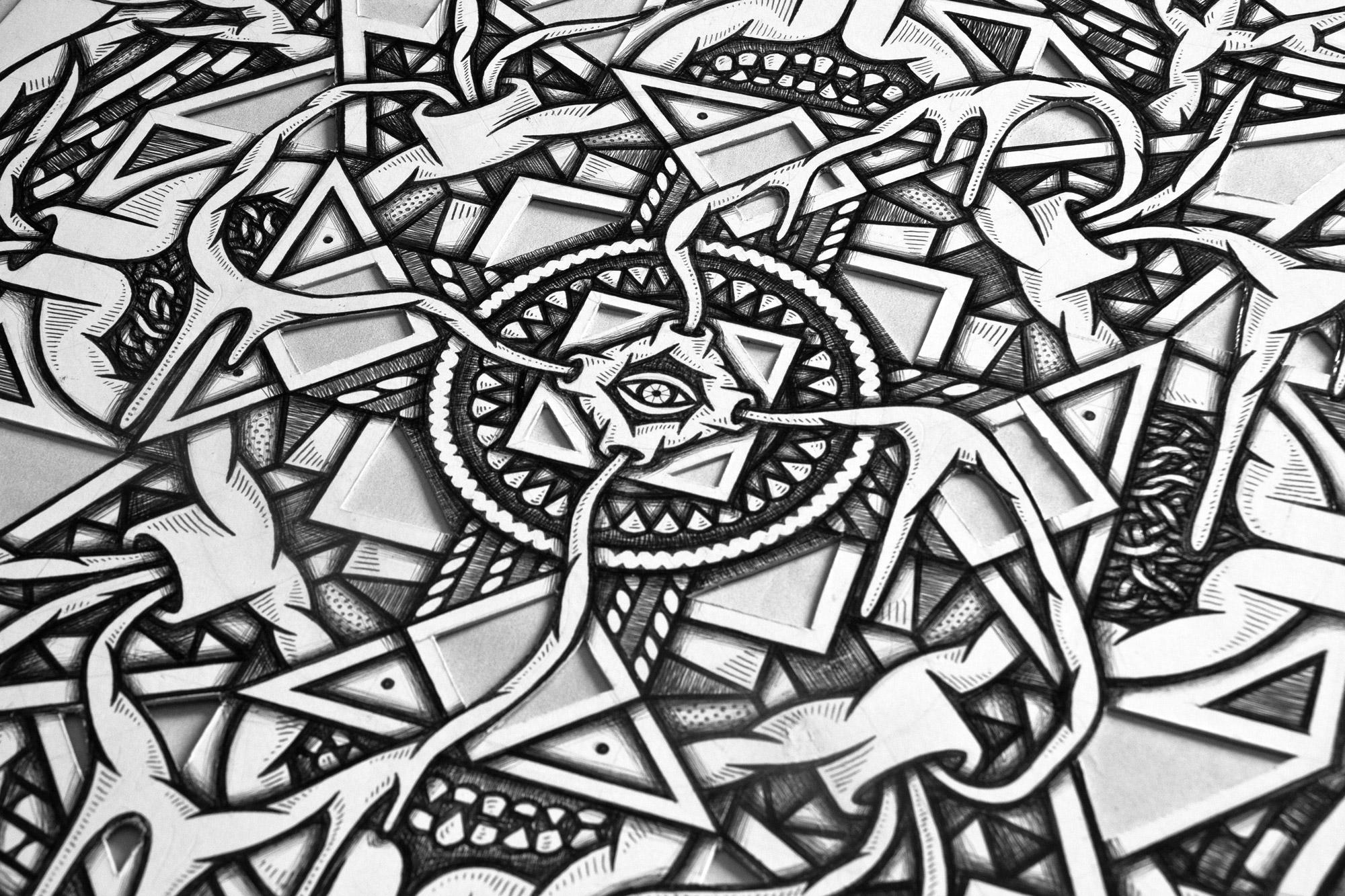 mandala-intero-cutting-pen-detail